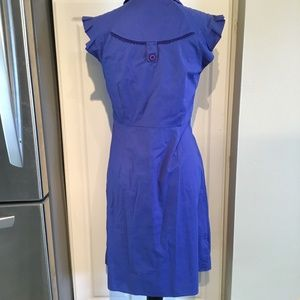 Anthropologie Maeve Dresses - Anthropologie Maeve Royal Blue Dress Size 8